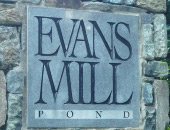 Evans Mill Pond